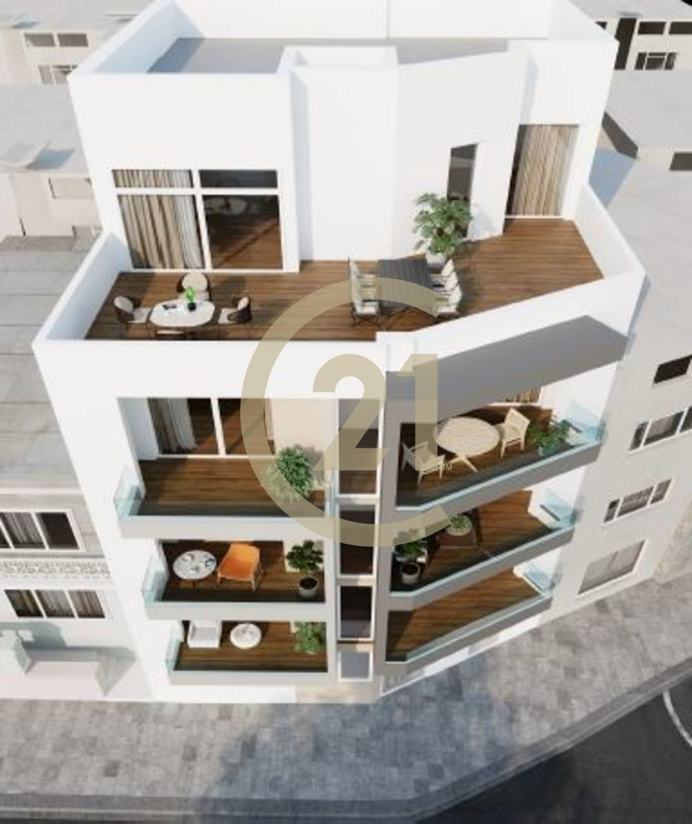 1 Bedroom Apartment For Sale In Paola - Century 21 Malta