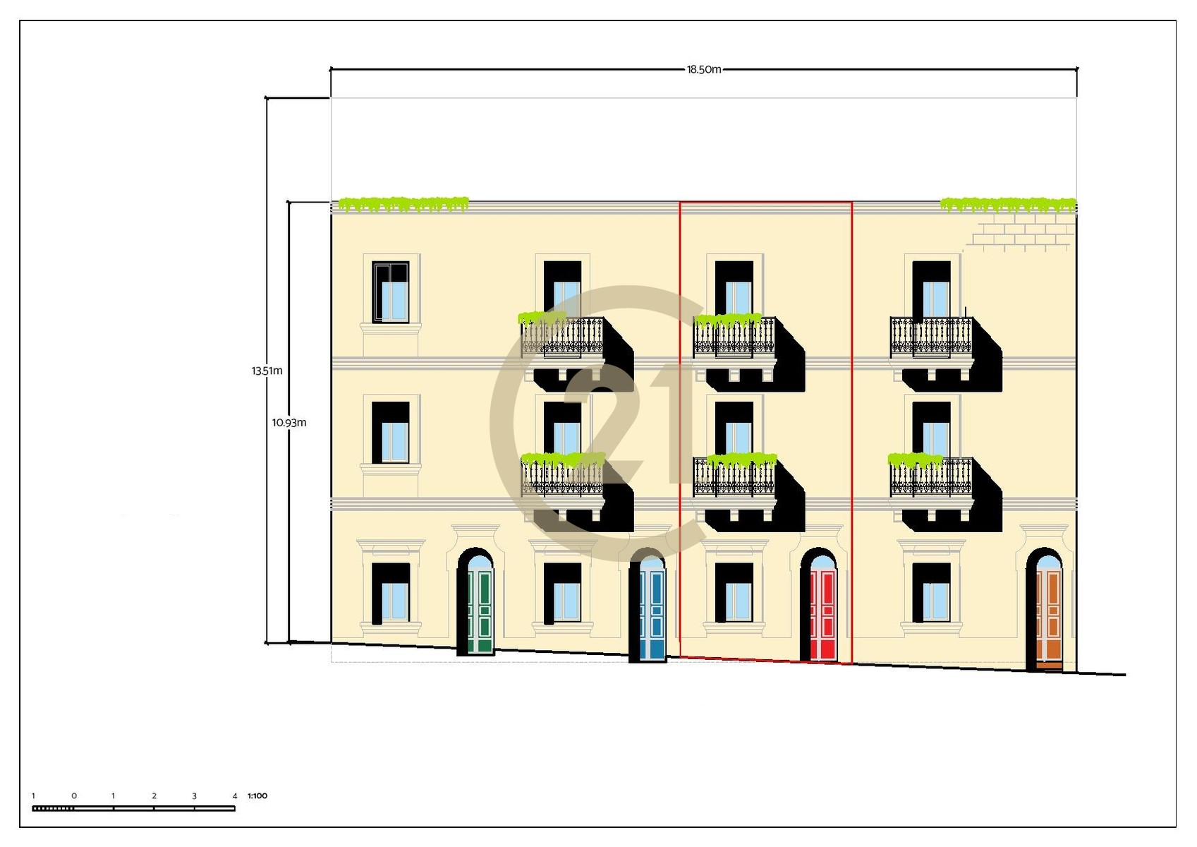 Terraced House For Sale in Qala