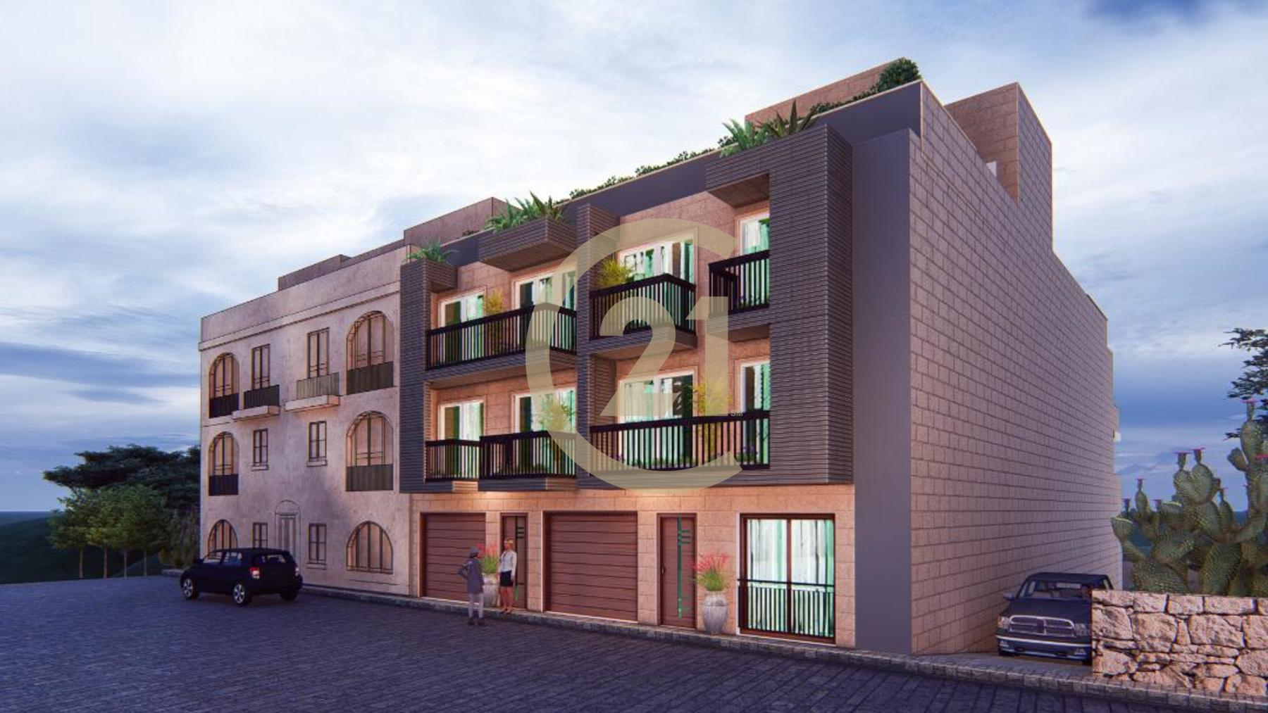 Cliff Edge Three Bedroom Apartment For Sale in Xaghra ...