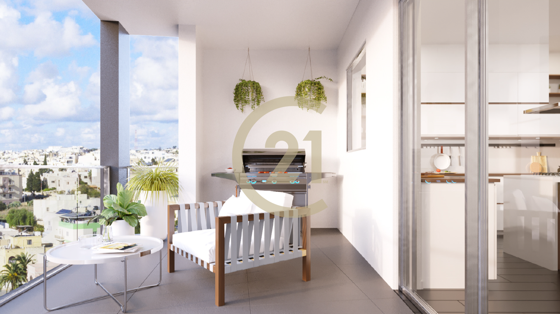 Finished Apartment For Sale in Zurrieq - Century 21 Malta