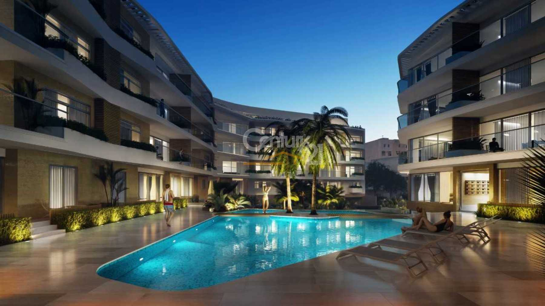 Finished Apartment For Sale in Swieqi - Century 21 Malta