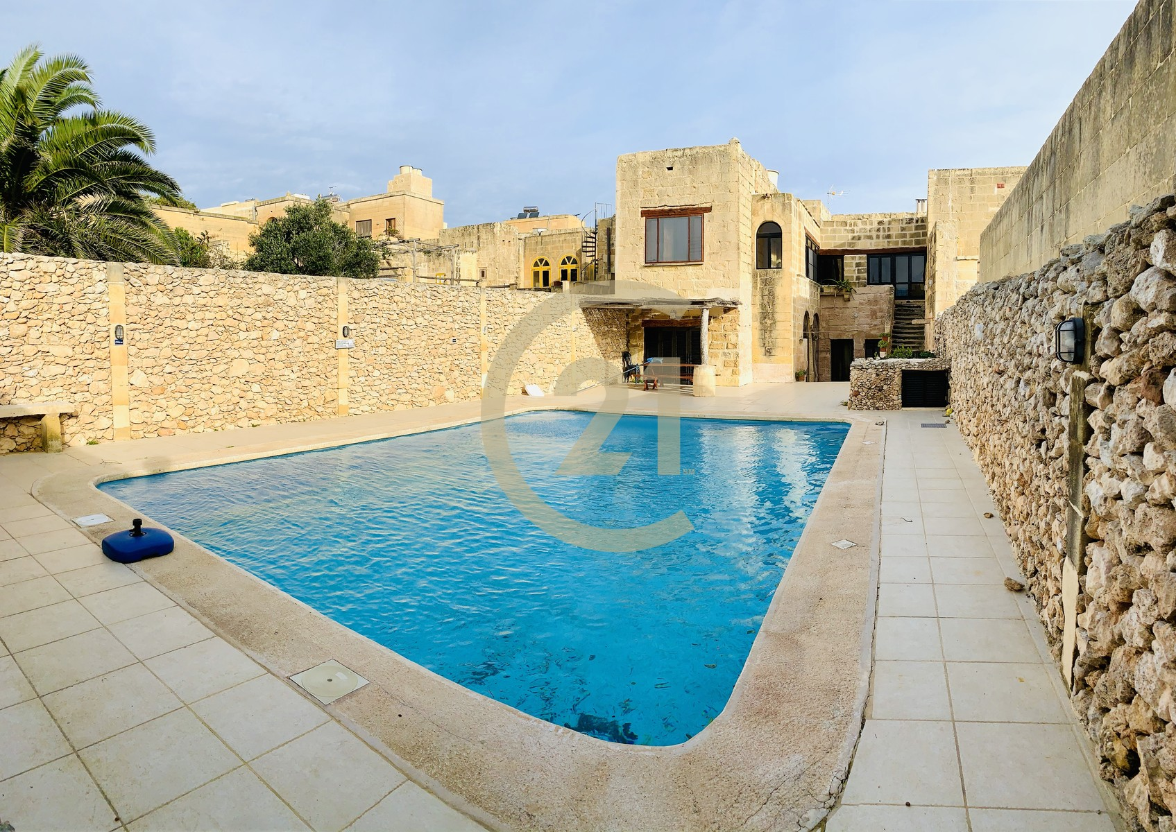 Authentic Farmhouse For Sale in Gharb