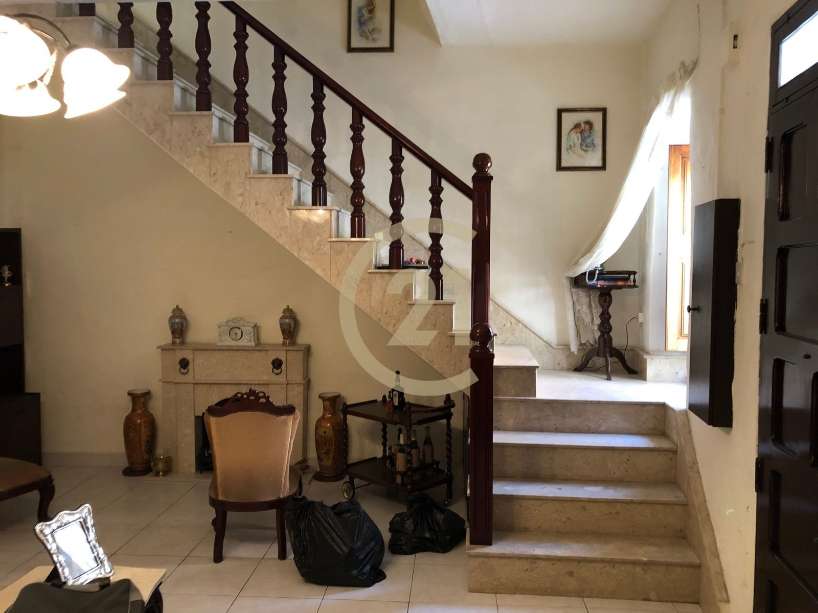 Furnished 2 Bedroom Townhouse For Sale In Marsa