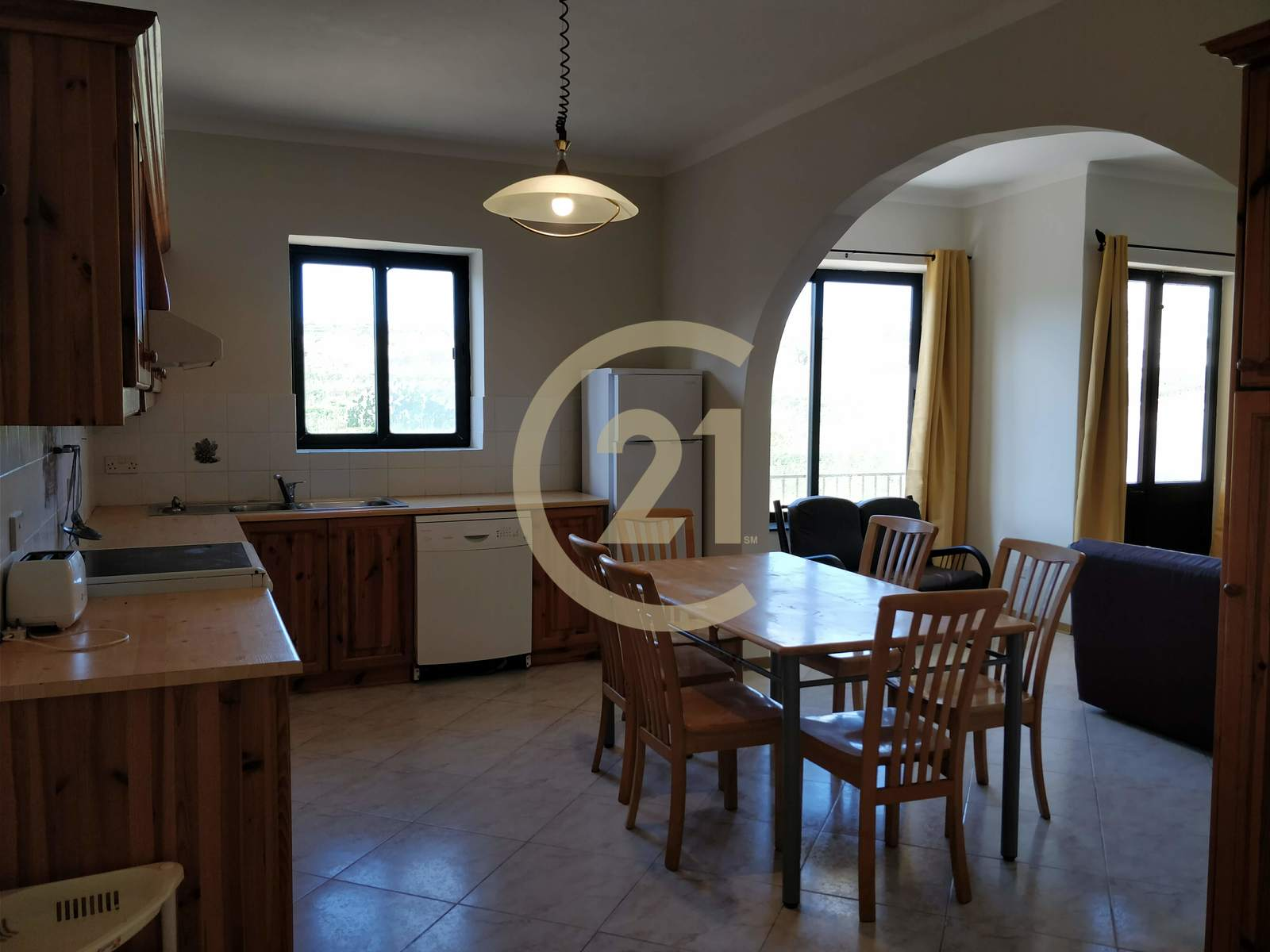 Furnished Apartment For Rent in Marsalforn - Century 21 Malta