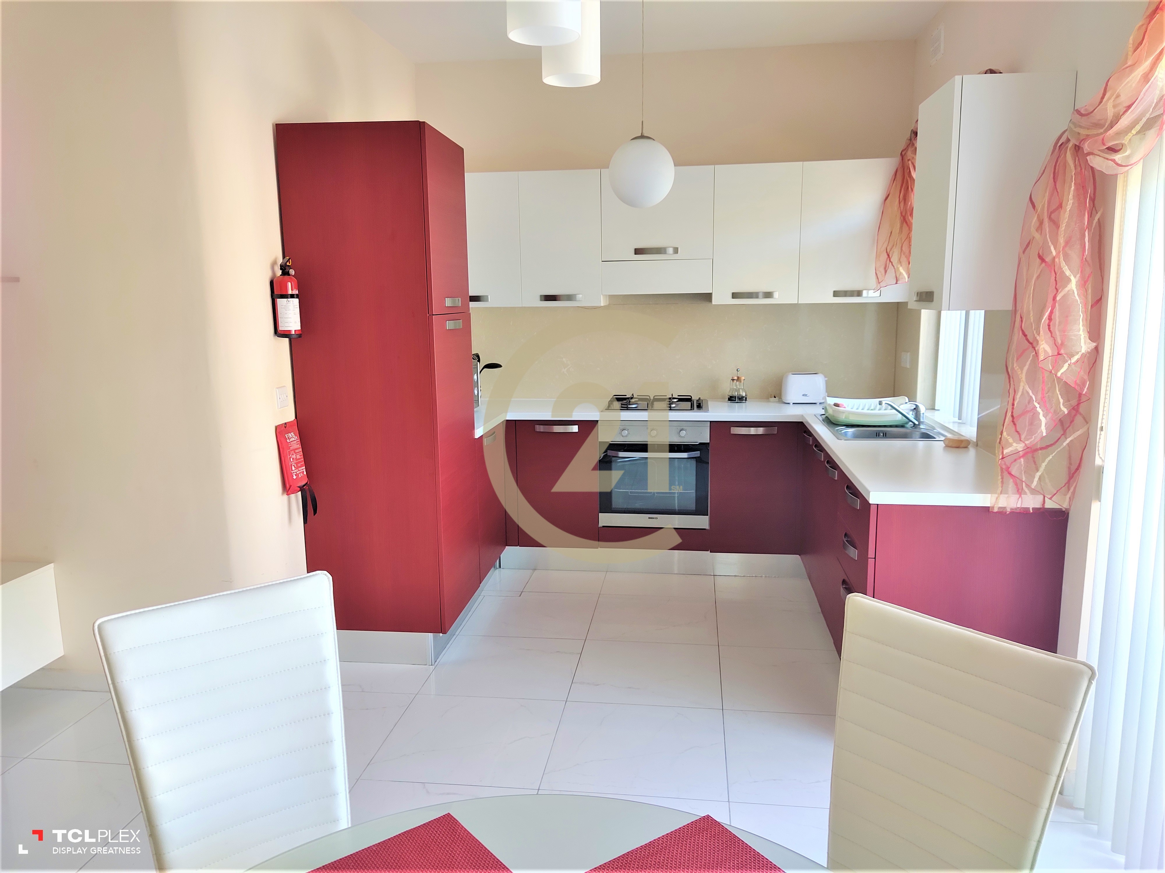 Highly Finished First Floor Two Bedroom Apartment For Rent ...