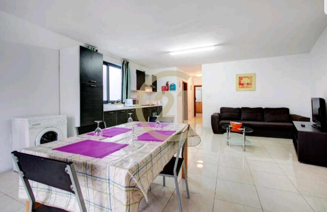 3 Bedroom Penthouse For Rent In Msida