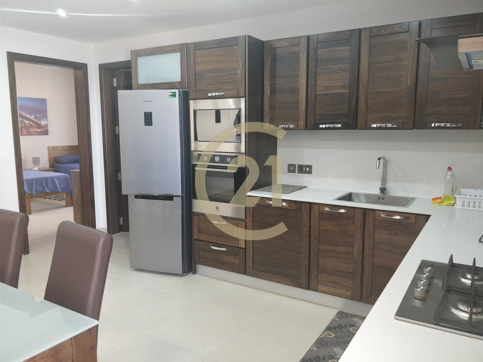Three Bedroom Furnished Apartment For Rent in Xewkija ...