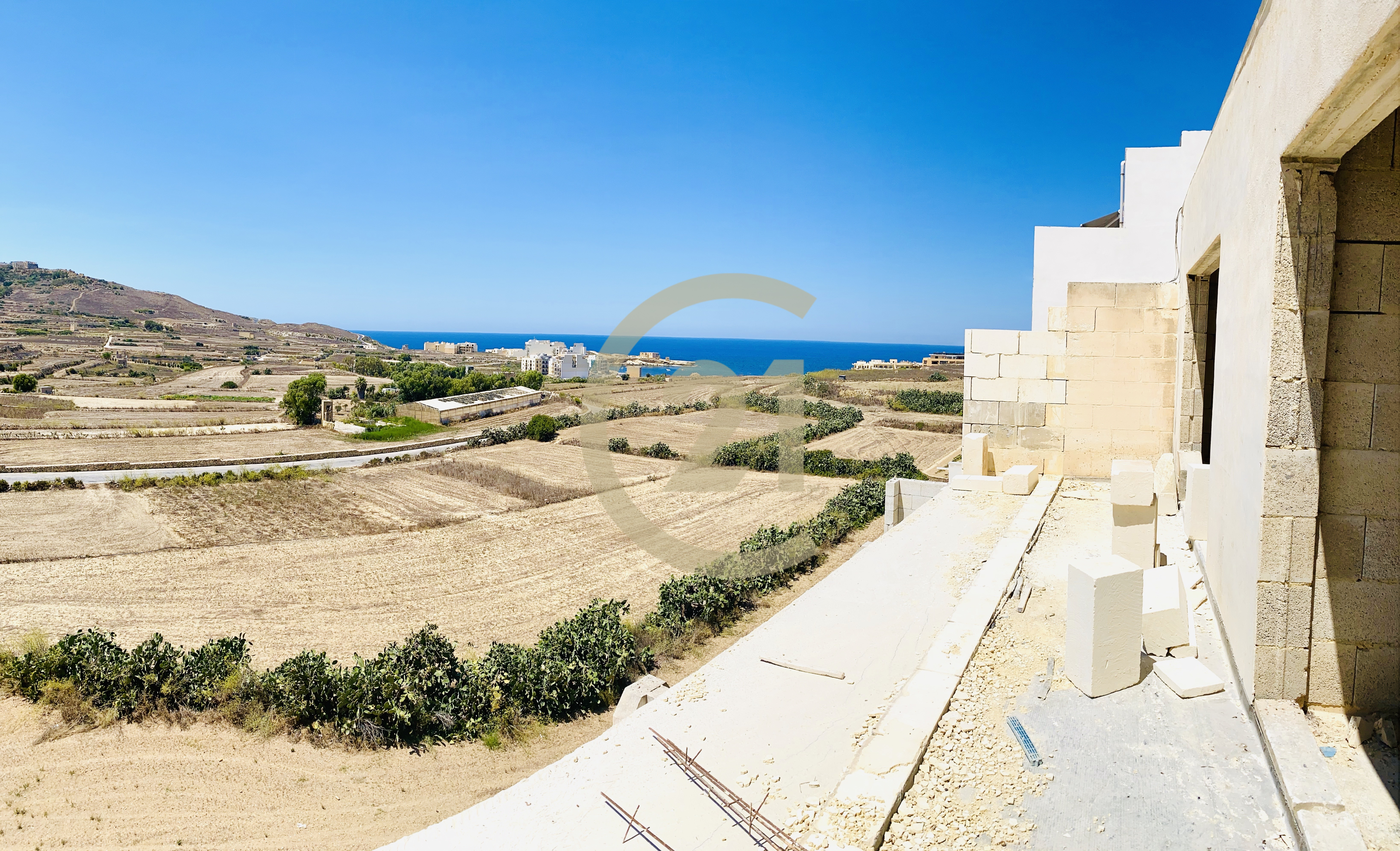 Two Bedroom Apartment Enjoying Unobstructed Sea & Country Views For Sale