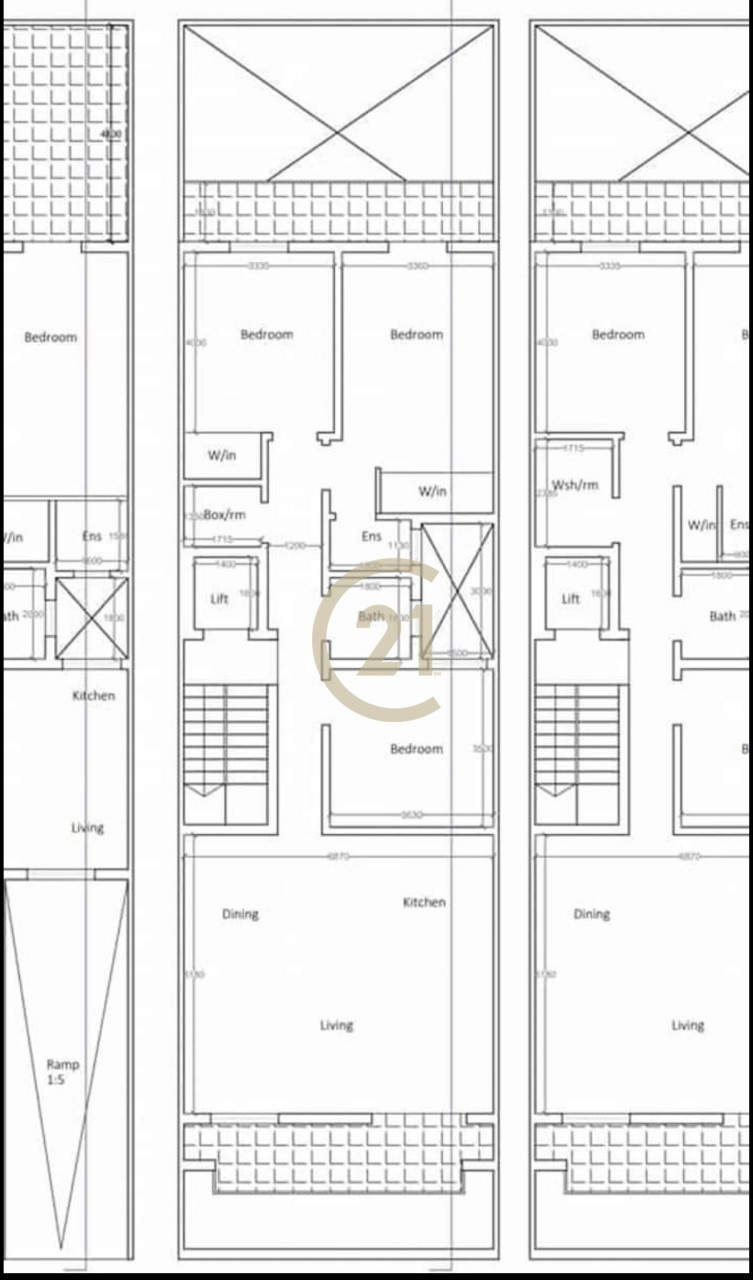 3 Bedroom Apartment in Manikata with ODZ Views