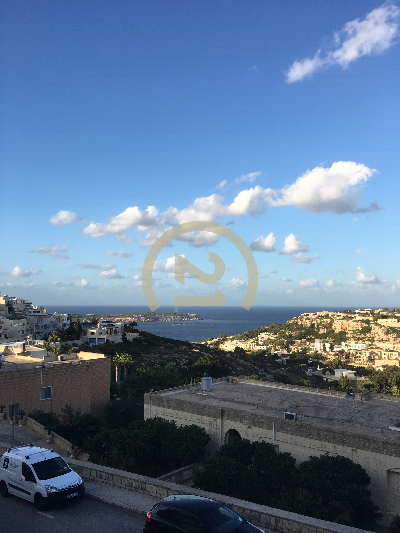 Three Bedroom Apartment with Views for Rent in Mellieha